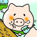オインクは豚である。