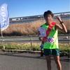 【速報】荒川東大島河川敷マラソン30km