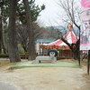 岡崎で梅とベンチと雑貨カフェ