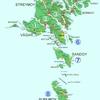 Faroe Islands編(3)島々の紹介。とってもざっくり情報です。