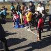 【ボランティア】年初めガス橋+新しいフィールド