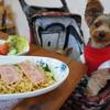 原村の生パスタ屋が食べれるカフェ【花&茶】テラス席ペットOK