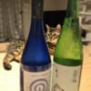 猫のラベルの日本酒