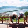 【青春18きっぷ】ベジタリアンでも楽しめる♡城崎温泉〜天橋立観光の巻