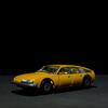 '67 BMC 1800 Berlina Aerodinamicaに乗って、夜ドライブ。