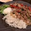 品濃町の「Lutina」でエスニック料理いろいろ