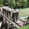 白丸ダムと小河内ダム