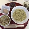 炎製麺所(那覇市)つけ麺 (並盛) 500円 + 味玉 100円