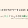 【はてなブログ】ブログ村で記事が反映されない?15分でブログ村のping送信をアプリで簡単に自動化してみませんか?【画像でわかりやすく解説】