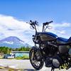 身延山と富士山の山梨ツーリング