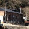 旧亀山発電所、取り壊される前にもう一度行ってきました。