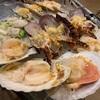 海鮮蒸気鍋に舌鼓
