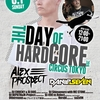 THE DAY OF HARDCORE 2016が8月7日に開催予定。ゲストにAlex ProspectとDaniel Sevenが来日