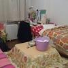 エアビで世田谷のマンションに女子高生と二人きりの夜