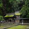 若狭姫神社を訪れる。