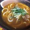 中津の人気店「情熱うどん 讃州」でカレーうどんを食す!
