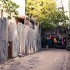 タイ王国に住む④バンコク路地裏の魅力、ワットパクナムの天井画までは歩いて行け【Watpaknam】