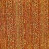 着物生地(207)縞に更紗模様小紋