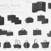 6.バッグの種類・名前はこんなにあるのー??? いえいえ、まだまだもっとあります。