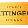 エッティンガーといえば英国王室御用達ブランド