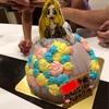 祝‼️次女4歳❤️誕生日ケーキはやっぱりプリンセス❤️