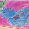 Art しあわせの青い鳥
