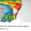 Parts of Australia declare natural disaster during 'once in 100 years' floods