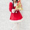 ユウシ☆さん(秋山澪サンタ/けいおん!) 2012/12/2TFT