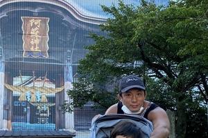【連載「生きる理由」21】柔道金メダリスト・内柴正人氏 現役時代の支え 後編~心のふるさとについて