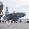 横浜開港祭 ミニ水族館や体験乗船、護衛艦「いずも」に乗艦できる!港の感謝祭