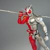 Figure-rise Standard 仮面ライダーW ヒートメタル レビュー 新素材を最大限活用したギミックに迫る