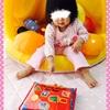 ☆ 布絵本の「MY FIRST ACTIVITY BAG BOOK はじめてのぼうけん」で遊ぶ 《1歳6ヶ月》