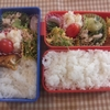青梗菜と豚肉炒め