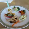 高山アソシアリゾートホテル 3回目の夕食&朝食バイキング
