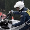 第45回 長野県白バイ安全運転競技大会 2017