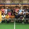 市体育館 バウンドテニス教室 第1回目