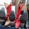ジャスティン JUSTIN トニーラマ Tony Lama ウエスタンブーツWestern boots カウボーイブーツ Cowboy boots ビブラム Vibram ハーフソール ハーフラバー 靴修理 求人 明石 西明石 明石、姫路で靴修理の求人 正社員募集 スタッフ募集 従業員募集