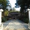 金剛峯寺に、西国三十三所観音霊場の満願、お礼参りしてます。