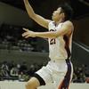【バスケットボール部(男子部)】覇者・拓大に敗戦 リーグ戦を7位で終える/関東大学1部リーグ戦