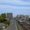 #091 電車の見える公園と電車(2018.04.12)