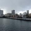 東京のラーメンを食べ、レトロ建築を見て歩く。大阪市の旅