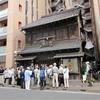 第107回東京散歩「築地周辺に残る古民家・古建築群と築地市場」