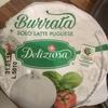 トマト、イチゴ、ざくろ、ブッラータチーズのレシピ