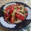 ショホラ ハミセイ(トマト サラダ)