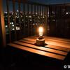 テーブルを照らすのにちょうど良いガスランプ、スノーピーク リトルランプ ノクターンを使ってみた。