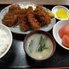 西川口の「あおき食堂」でヒレカツ定食を食べました★