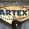 461 ビンテージ 50's ARTEX ジップアップ カレッジブルゾン