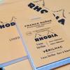 【何年経っても古くない】「ロディアメモ」は不朽の文房具です!