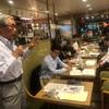 勁草塾文庫カフェの会で講演。テーマは「図で考えれば世界が見えるーー日本と中台韓朝の歴史教科書比較を中心に」。