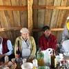 楽農園の総会&懇親会で昼から酔いました。